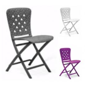 """Klap-stol """"ZAC spring"""" fra Nardi (106B+107A+107B)"""