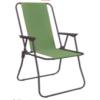 Høj Picnic stol vælg mellem 3 faver (110B)