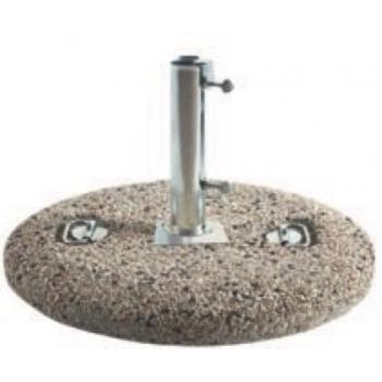 Parsol Fod 55 kg små sten til 60Ø (432)