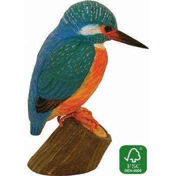 Fugle i træ - Isfugl
