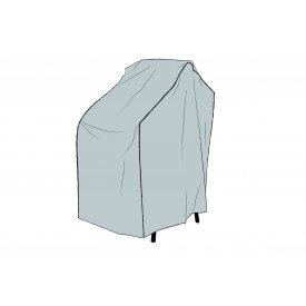 Overtræk til 6 stole / 4 klapstole i stabel